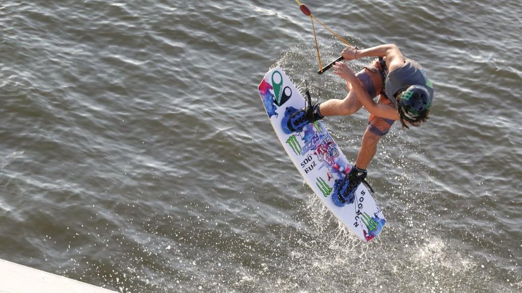 wakeboard wakepark Saint Viaud