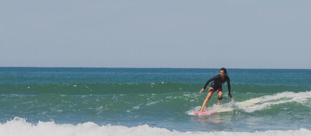 Session Longbard de Lolita de Surf Madame