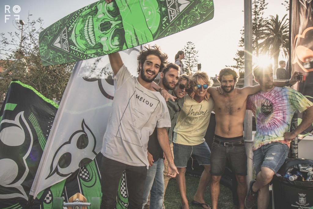 Interview avec le kitesurfeur Alvaro Onieva SantaMila