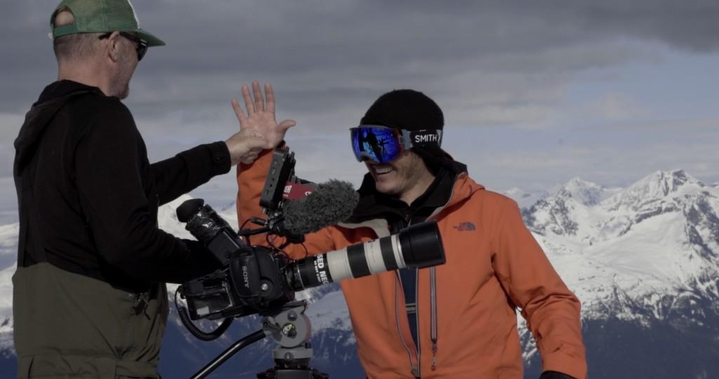 Degrees North Snowboarder Xavier De Le Rue Santamila Sport