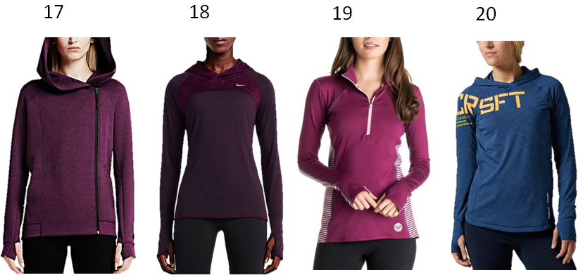 soldes running veste sweat training