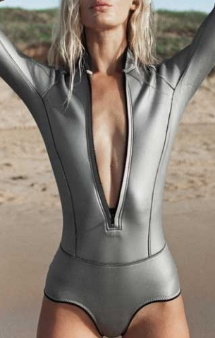 spring wetsuit women abysse