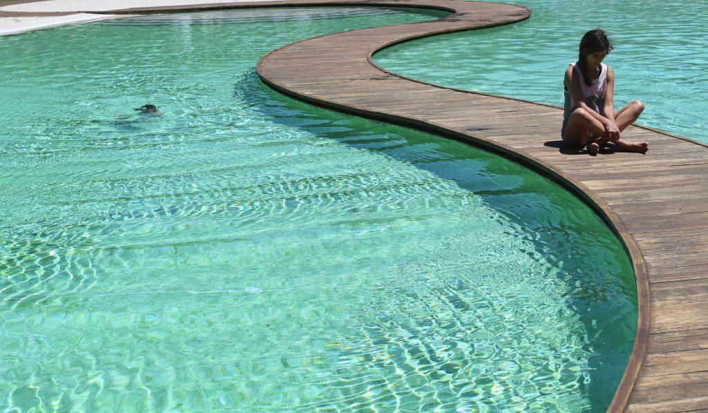Tenue de yoga roxy piscine sheraton cascais