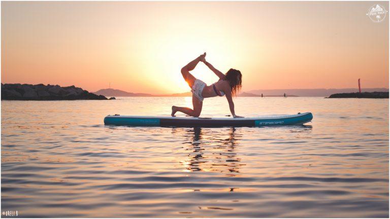 Yoga SUP - Crédit Photo Oreli b Photography