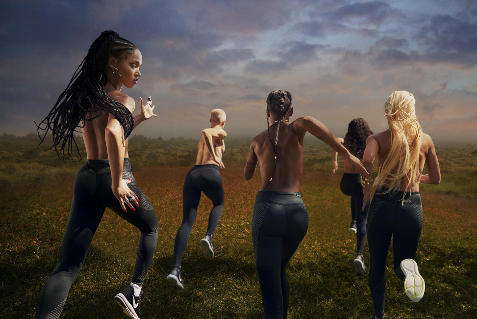 Nike x FKA Twigs FKA Twigs Nike running