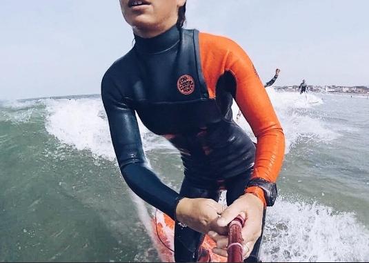 AllonsRider blogs et instagram feminin surf et kitesurf