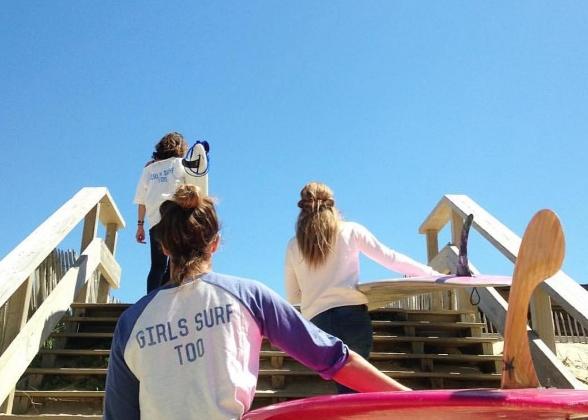 EllesSurf blog et instagram feminin sur le surf et kitesurf 5
