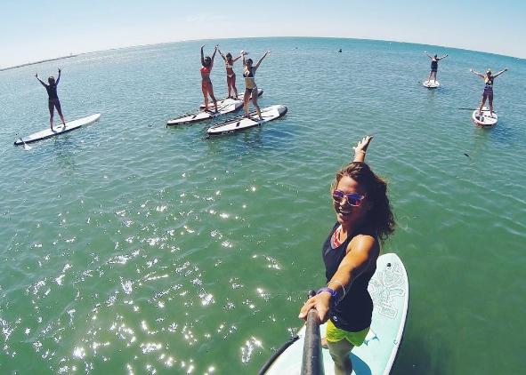 Pinkpack blog et instagram feminin sur le surf et kitesurf a suivre 2