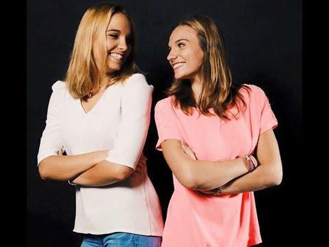 Runningbytwins felicie et hortense healthy santamila girls