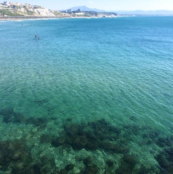 vacances en France pour le surf et le kitesurf biarritz 3