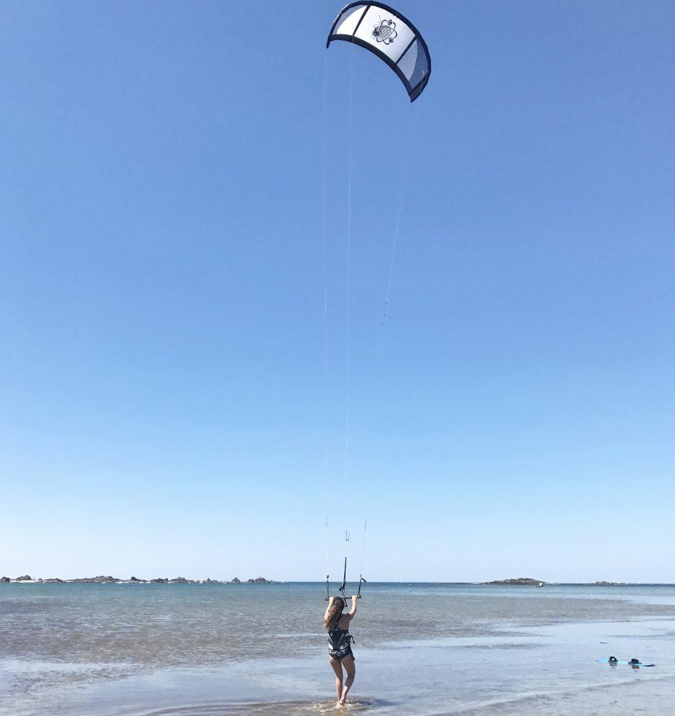 vacances en France pour le surf et le kitesurf lancieux 3
