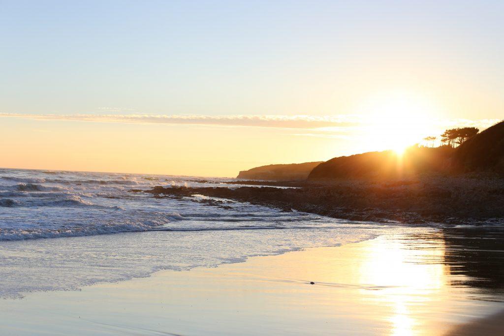 vacances en France pour le surf et le kitesurf plage de la mine 2