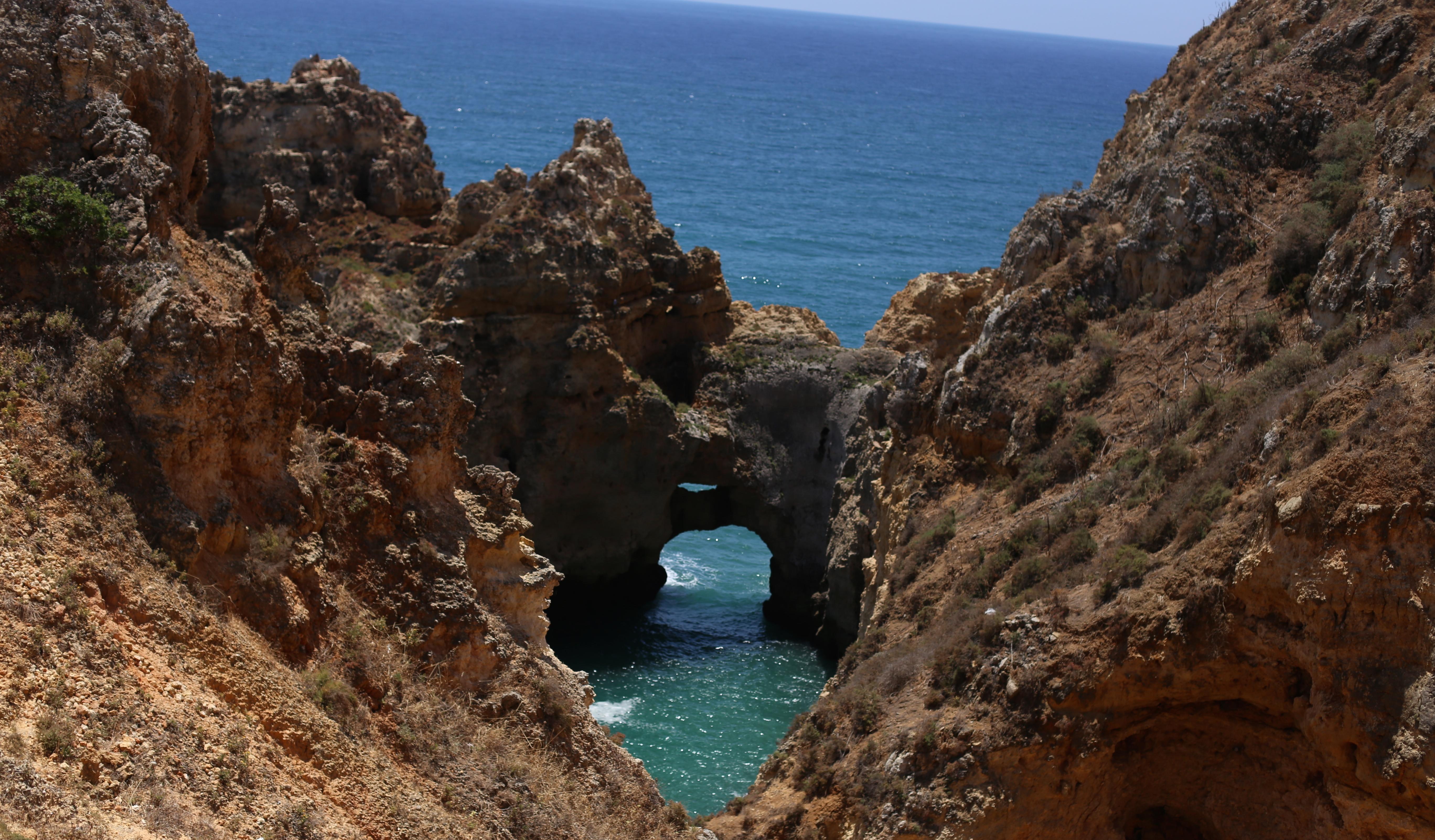 Week-end surf en Algarve couple Ponta Da Piedade 3