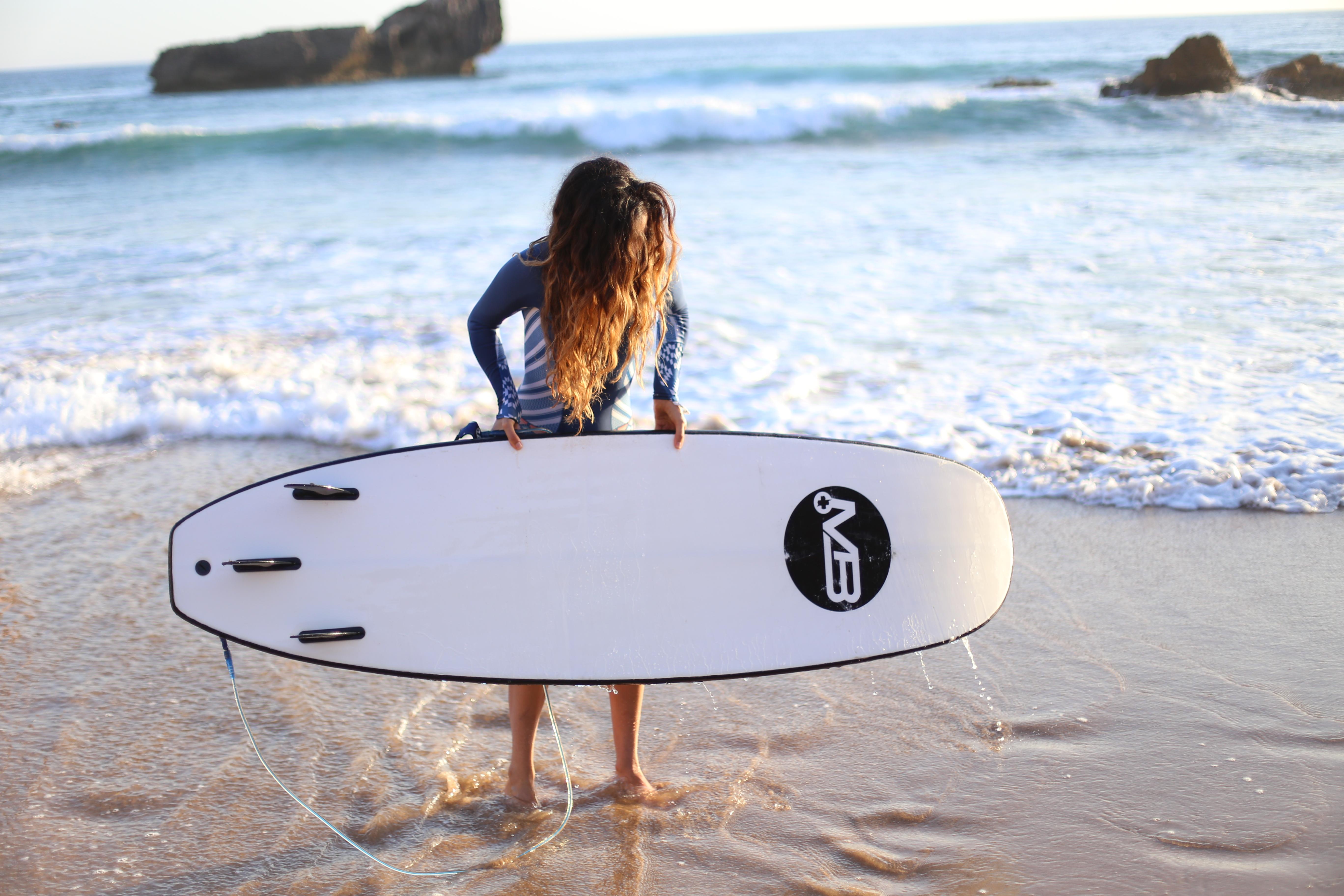 Week-end surf en Algarve couple surf Algarve