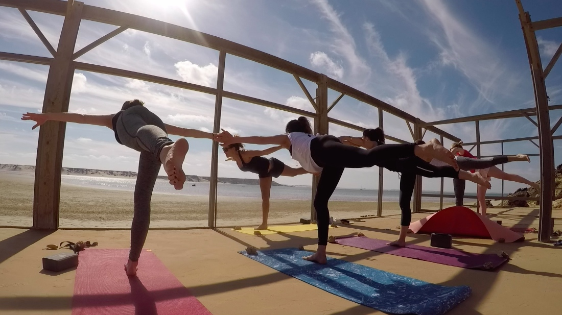 routine sportive yoga dakhla stephieyoga 2