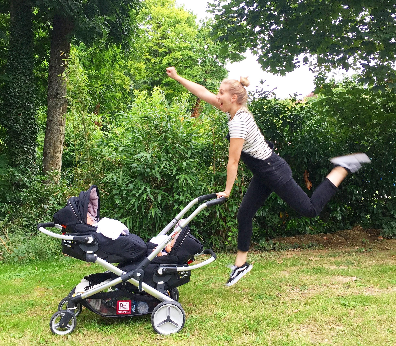 conseils healthy de Morgane jeune maman de jumeaux