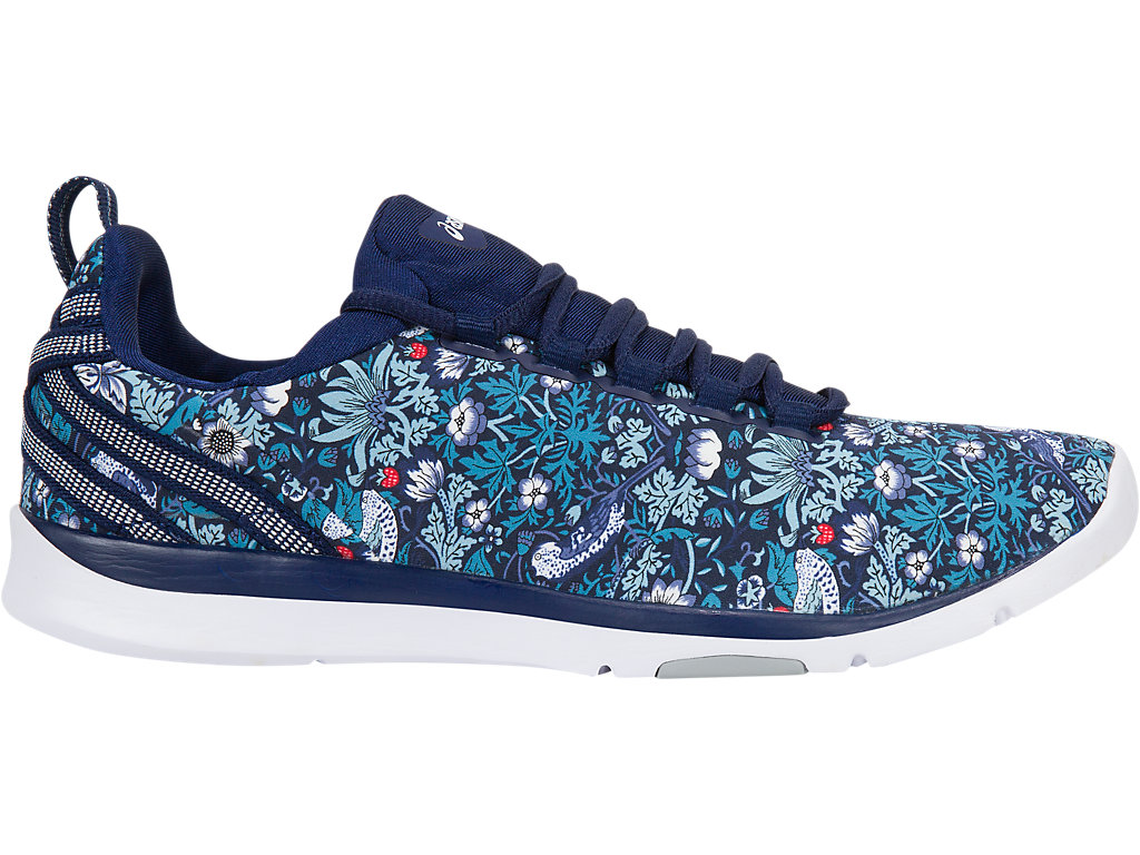 collection Liberty Fabrics d'Asics
