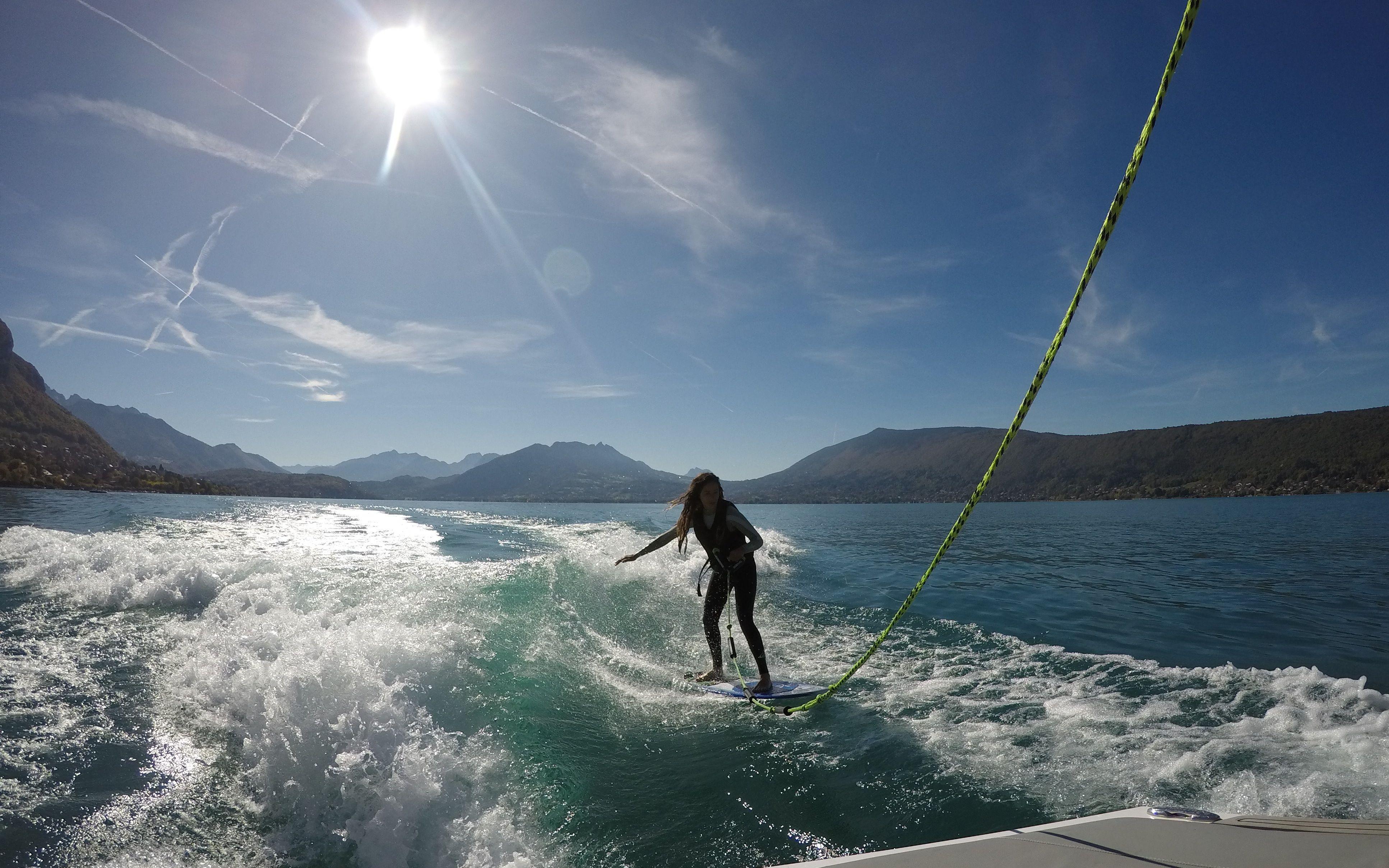 apprendre et debuter le wakesurf 173