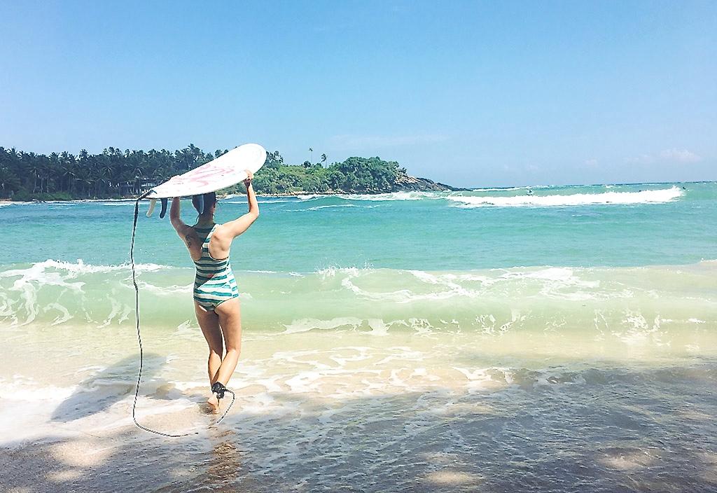 sandrine conseils et destinations kitesurf travelnkite itineraire_sri_lanka_surf_cote-sud