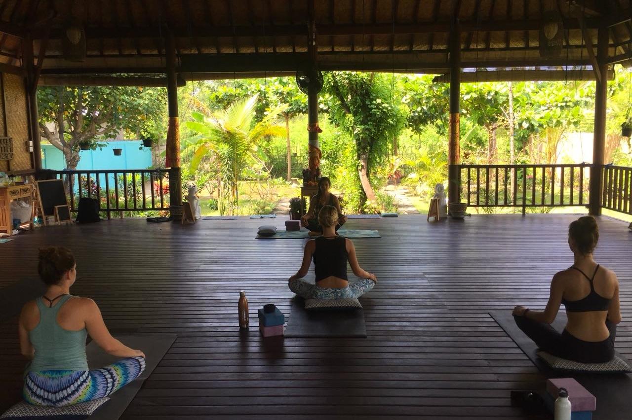 Voyage Nusa Lembongan ile paradisiaque Bali Yoga Serenity Lembongan