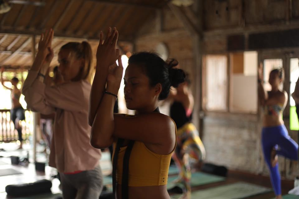 compte rendu de ma formation de 200hrs de yoga a Bali 7