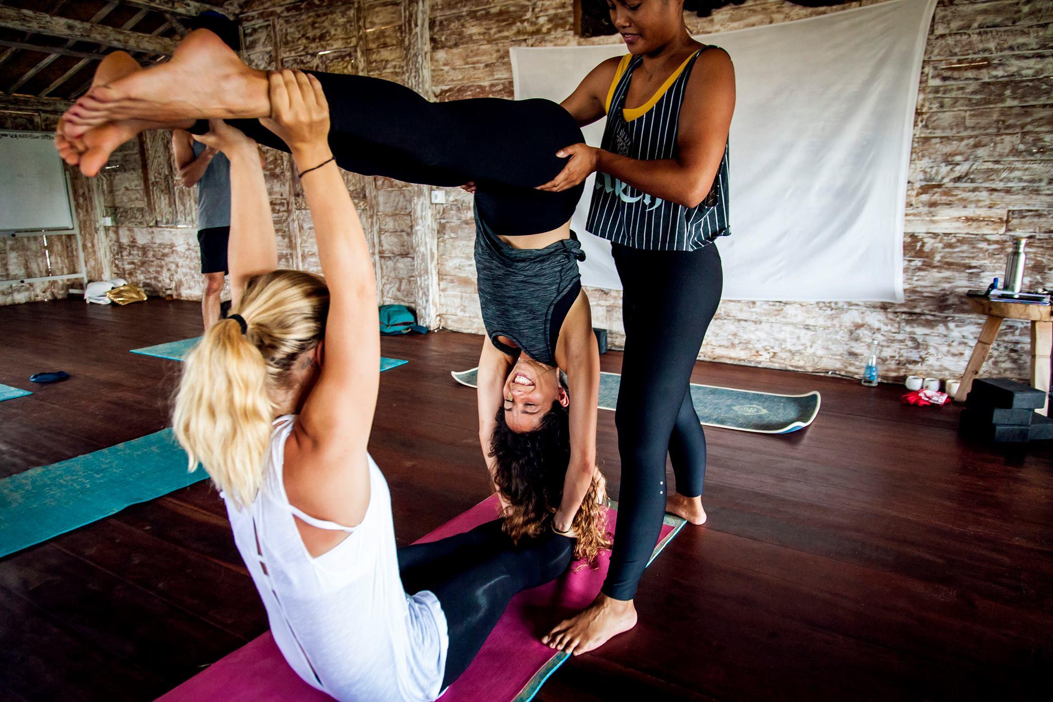 compte rendu de ma formation de 200hrs de yoga a Bali 4