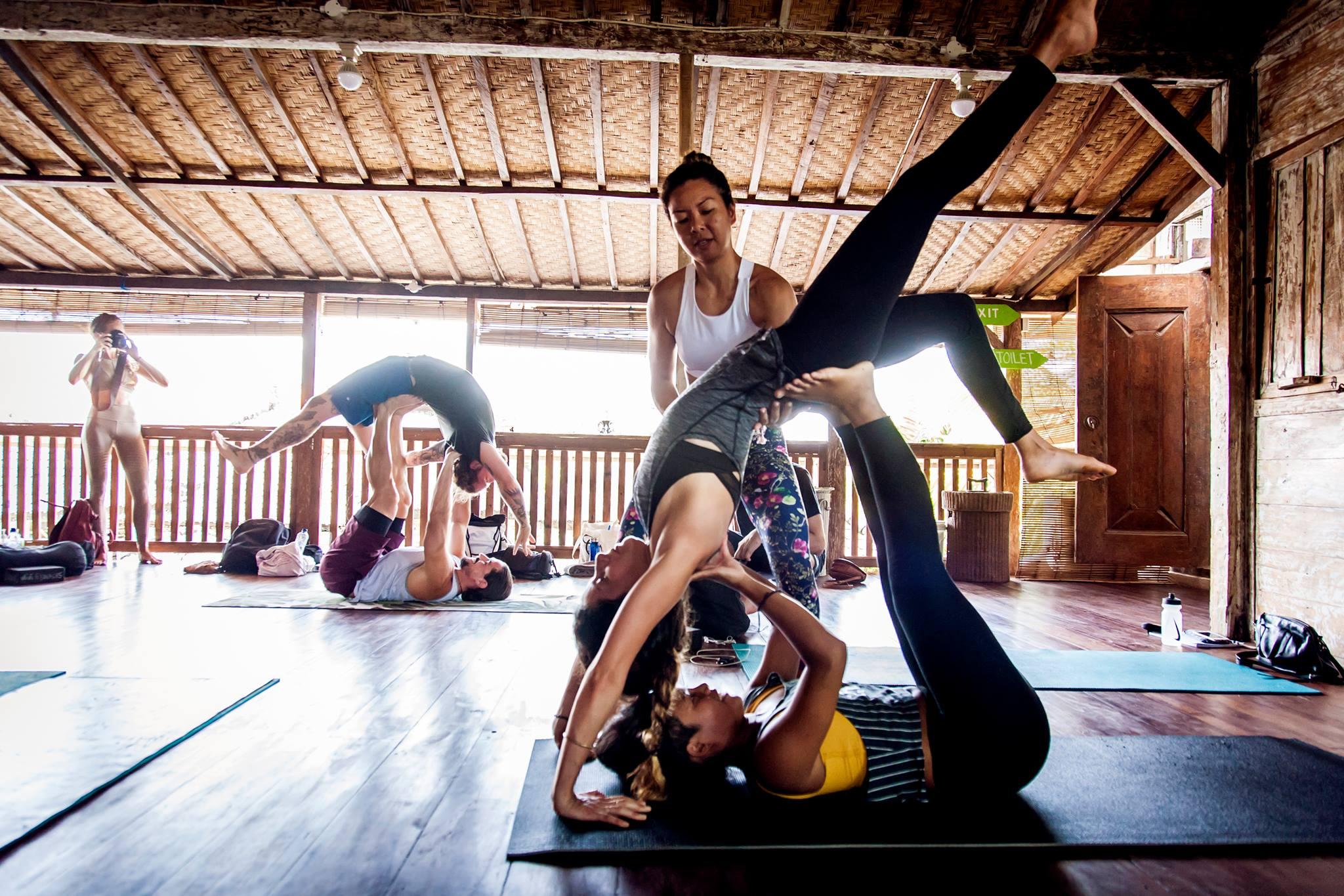 compte rendu de ma formation de 200hrs de yoga a Bali 56