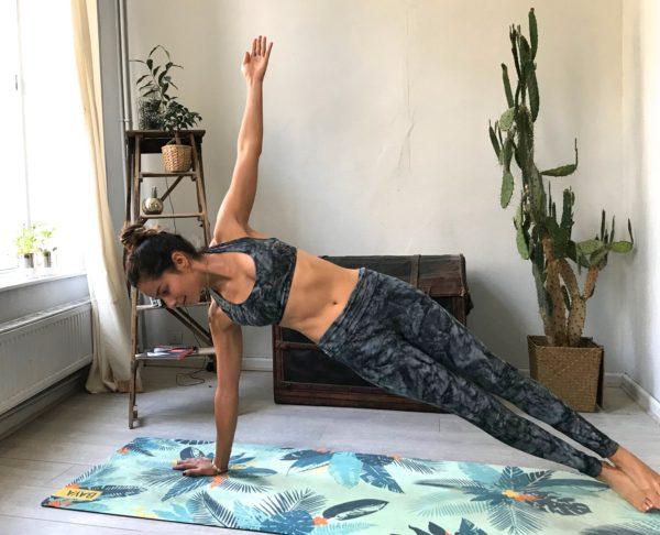 5 postures de yoga pour travailler ses abdominaux