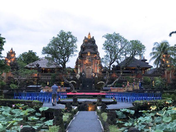 temple ubud vacances a Bali