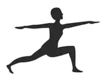 fente haute yoga jambes toniques
