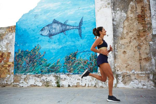 VANTRIP TARIFA RUN SANTAMILA_Comment faire du sport en vacances