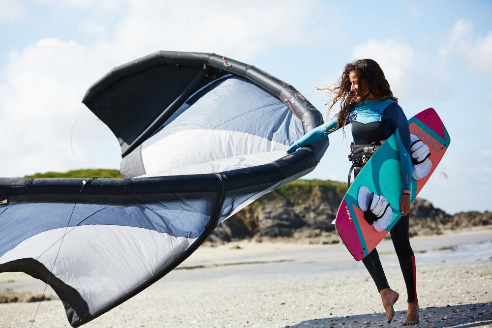 Kitesurf board Orao Lancieux