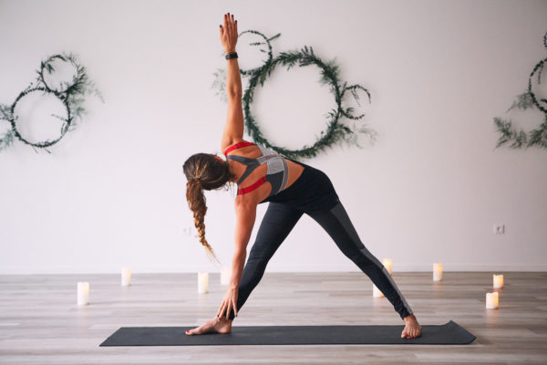 Yoga Vinyasa @ 22 Boulevard Comté de Montalembert, 59650 Villeneuve-d'Ascq