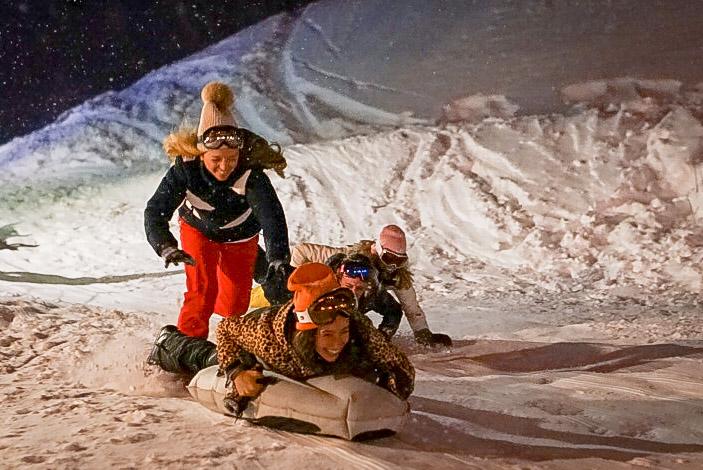 sejour sports d hiver aux arc pierre et vacances Santamila 24