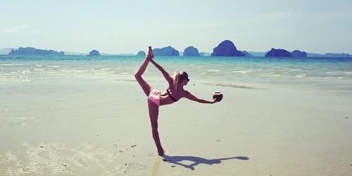 FrenchYogaGirl Ambassadrice du Yoga Strala