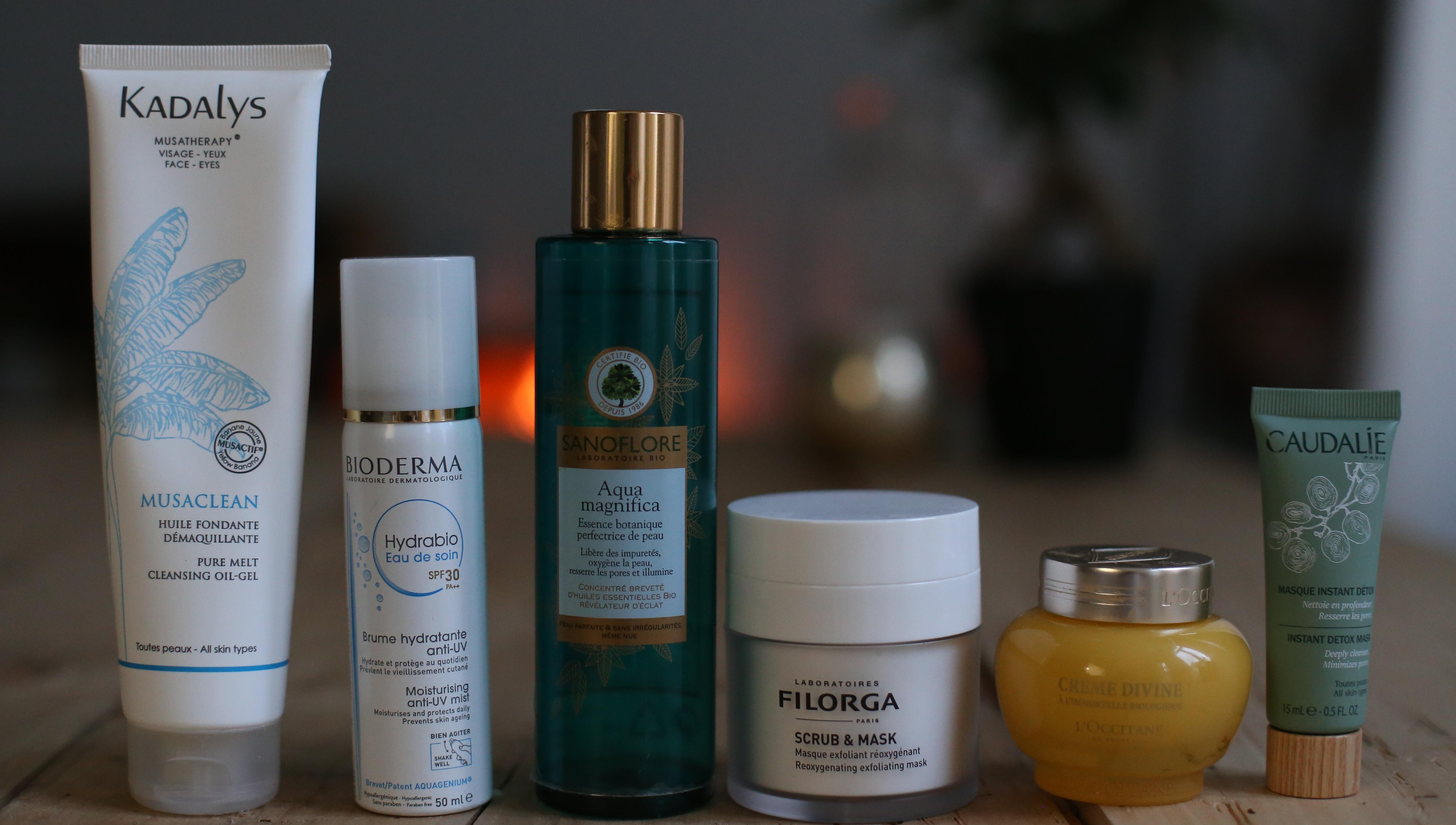 rituels soin du visage
