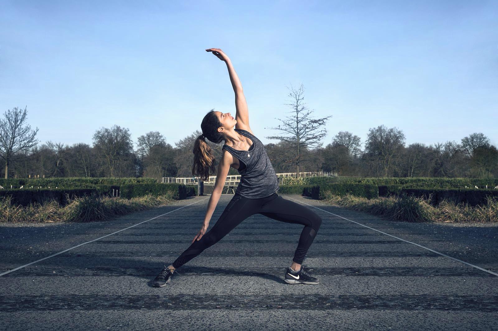 tenue lululemon sport yoga running fitness