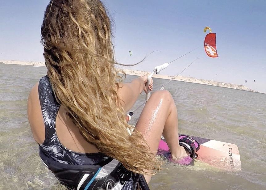 apprendre le kitesurf dakhla spirit. santamila o.JPG i