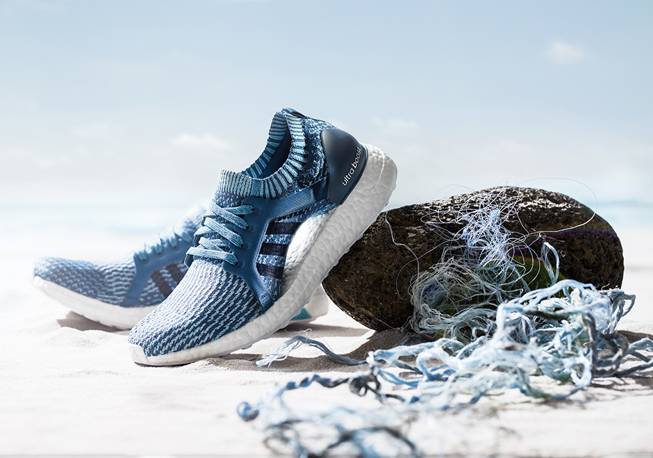 Adidas X Parley for Oceans