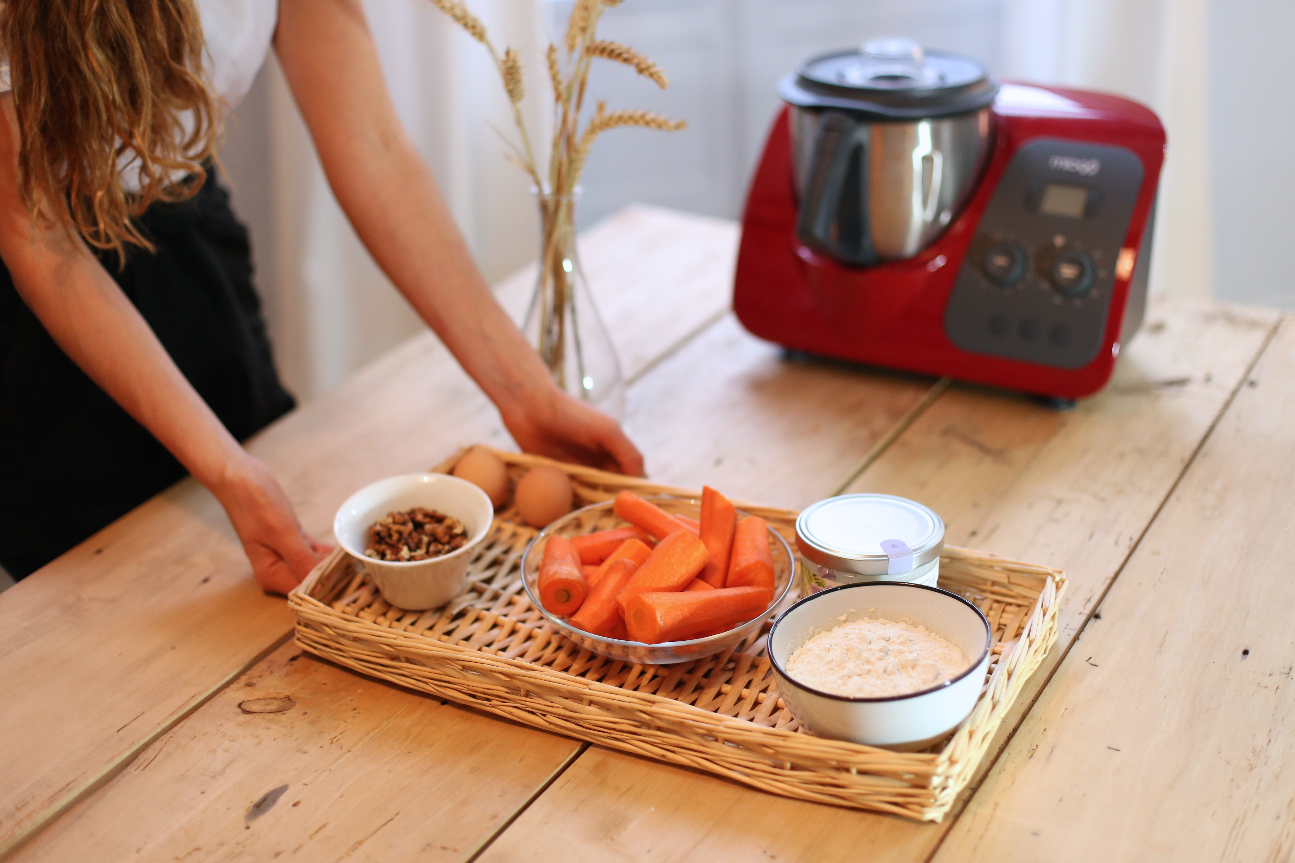 Recette Carrot Cake Healthy et gourmand Miogo 1