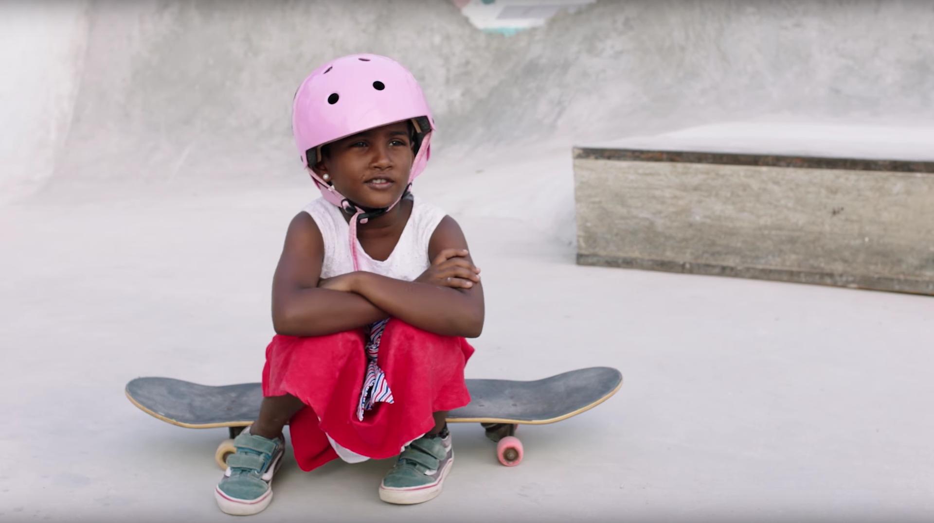 girls skate india campagne vans girl power