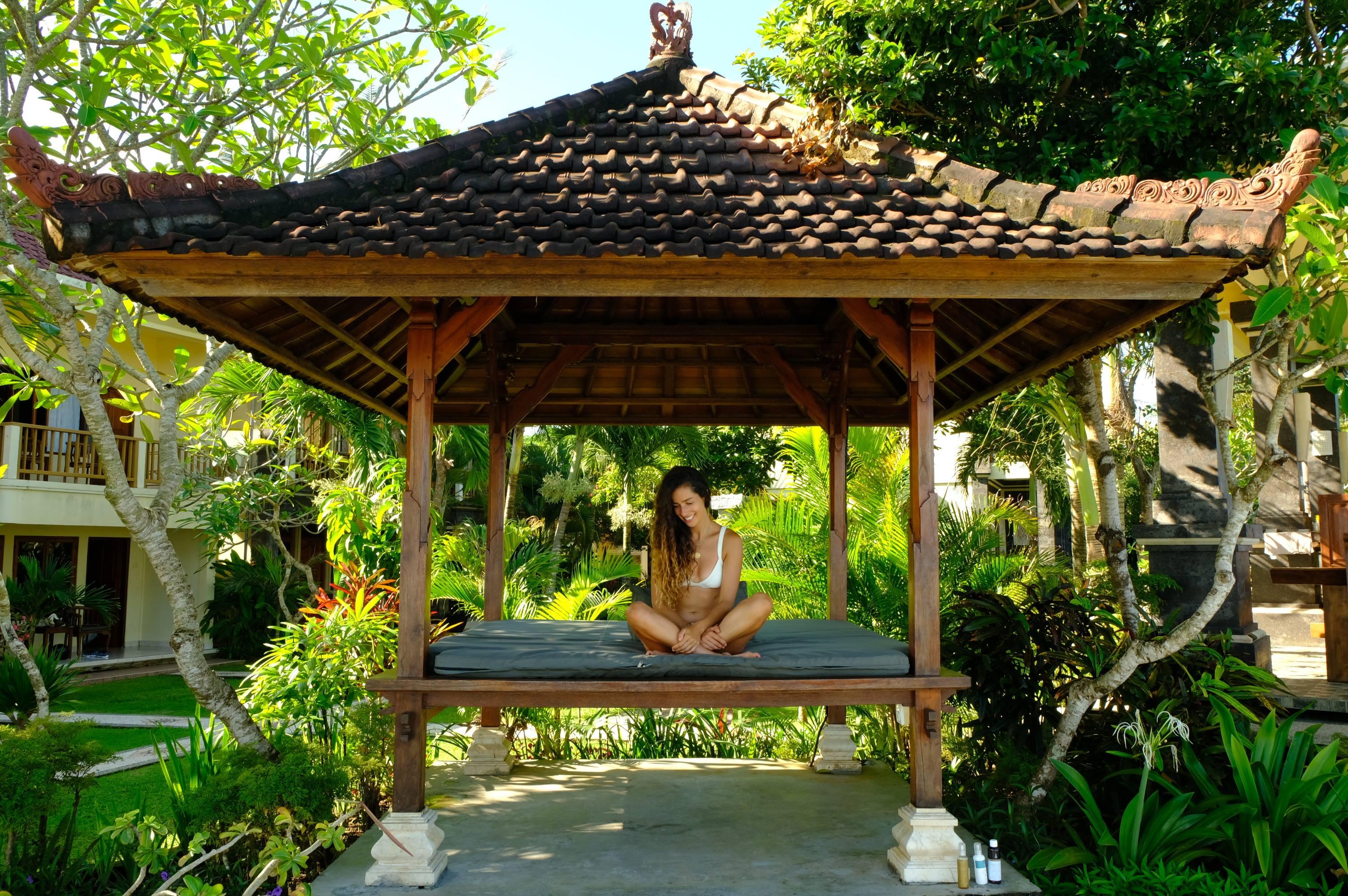 compte rendu de ma formation de 200hrs de yoga a Bali