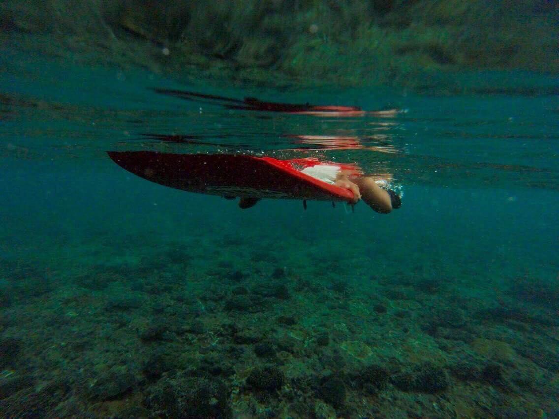 OCEAN THERAPIE kitesurf surf santamila Nusa Lembongan