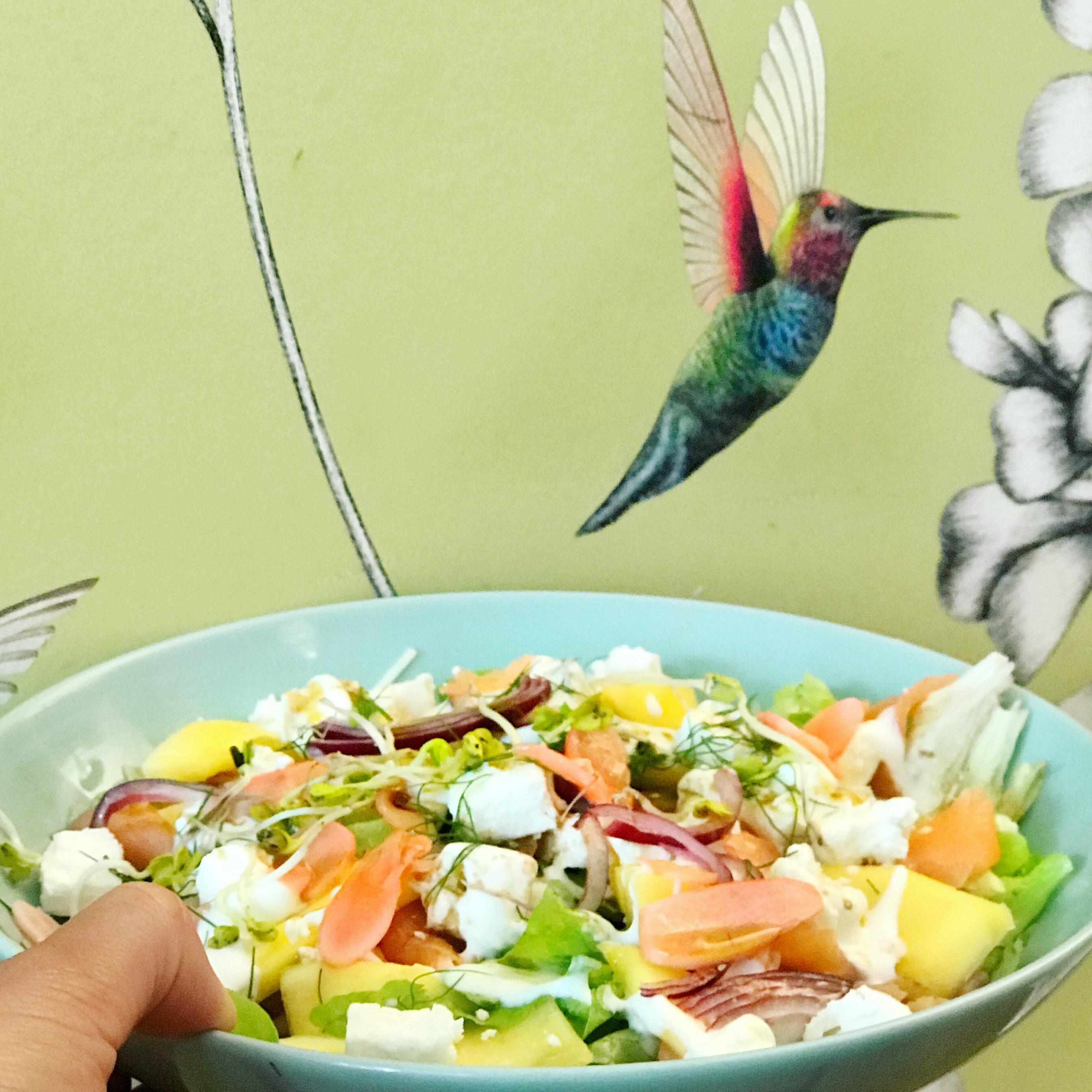 manger healthy le midi quand on manque de temps De Rode Koe Lille