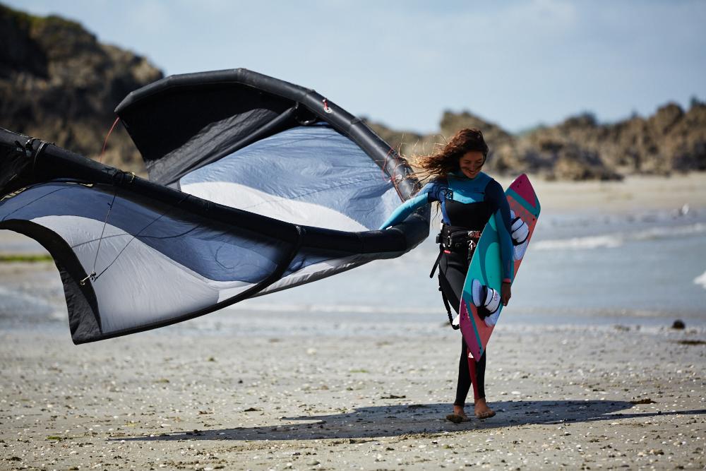 meilleurs spots kitesurf nord en france