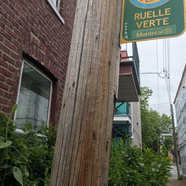 Voyage bien-être à Montréal Ruelles vertes