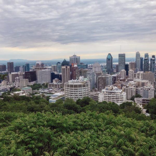 Montréal et son Montréal poumon vert de la ville