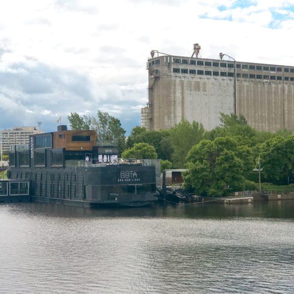 BotaBota Voyage bien-être à Montréal