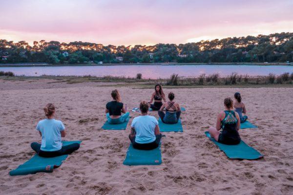 Retraites Yoga et Surf Hossegor - Ocean Therapy Ete 2020 @ Villa Sayulita