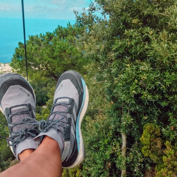Randonnée au Monte Solaro Week-end sportif à Capri